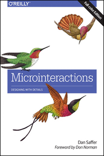 Microinteraction - bookcover