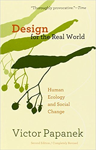 "Forside til ""Design for the Real World"""